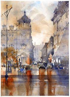 Iain Stewart Watercolour artist http://iainstew.fineartstudioonline.com/