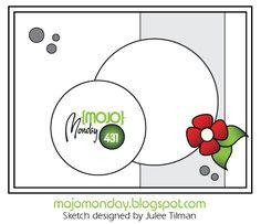Mojo Monday Sketch Challenge MOJO431