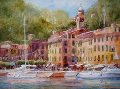 Cindy Briggs Watercolor Workshop