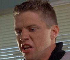 Biff Tannen from Back to the Future trilogy