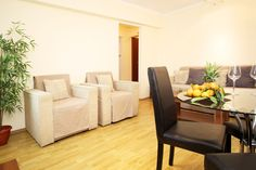 A lovely, chic and bright apartment which will give you much more space, comfort and privacy than any hotel in downtown Bucharest. Bright Apartment, Serviced Apartments, Bucharest, Old Town, City, Old City, Cities
