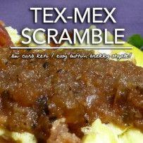 Spicy Tex-Mex Scramble