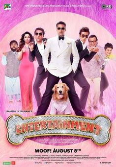 Its Entertainment (2014) [DVDRip]