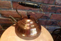 Vintage CopperCraft Guild Tea Kettle 1970's CopperCraft