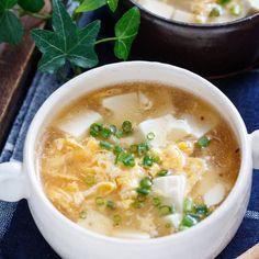 Home Recipes, Asian Recipes, Cooking Recipes, Healthy Recipes, Ethnic Recipes, Creamy Tomato Pasta, Japanese Party, Cheeseburger Chowder, Tofu