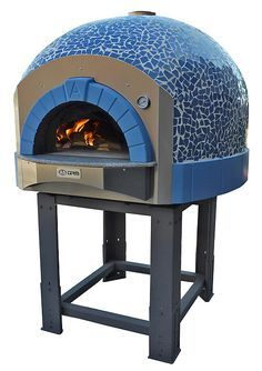 mosaic pizza oven