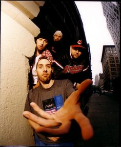 "NON PHIXION (pronounced non-fiction) was a hardcore hip-hop group formed in 1995 in Brooklyn, New York. It consisted of three MCs — Ill Bill, Sabac Red, and Goretex — plus DJ Eclipse. Ill Bill and Goretex are considered to be along with a few other key figures responsible for orchestrating the booming and highly popular ""Underground Rap"" scene in New York City in the early nineties."