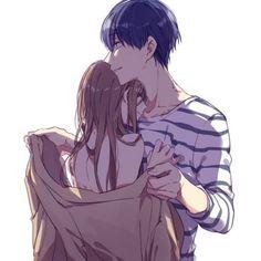 What is the name of this manga? Please tell me … – Anime Anime Couples Drawings, Anime Couples Manga, Anime Guys, Couple Manga, Anime Love Couple, Anime Cosplay, Anime Girlfriend, Kawaii Anime, Manga Romance