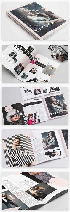 Safe time with a professional template   magazine, clean, digital magazine, fashion, fashion magazine, folio template, hipster, hipster magazine, lookbook, minimal, modern, online magazines, brochure design, hipster brochure, rose, black, lines, graphic, style, magazine design, magazine template, modern brochure, modern magazine, advertising, A4, letter, futuristic, trend