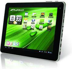 Apollo Quicki 1035  - DigitalPC.pl - http://digitalpc.pl/opinie-i-cena/tablety/apollo-quicki-1035/