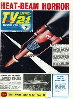 TV Century 21 (Volume) - Comic Vine
