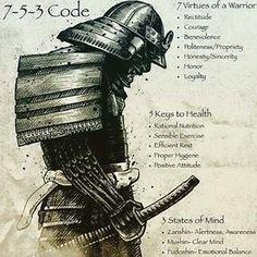 Love this kinda stuff. #samurai #ronin #warriorcode
