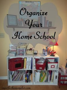 organized homeschooling - keeping track of all your records