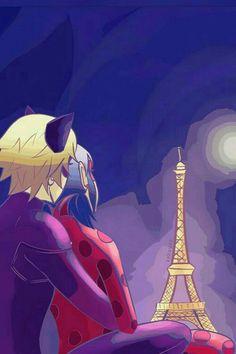 ''Chat Noir et Ladybug''