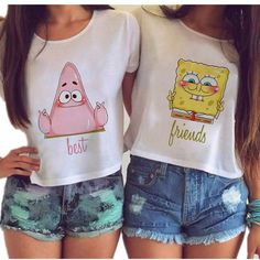 Credits to owners Bestie Shirts Ideas of Bestie Shirts - Bestie Shirts - Ideas of Bestie Shirts - Credits to owners Bestie Shirts Ideas of Bestie Shirts Credits to owners Bff Shirts, Shirts For Teens, Cute Shirts, Bff Sweatshirts, Teen Fashion Outfits, Fashion Models, Best Friend Hoodies, Best Friend Outfits, Matching Outfits Best Friend