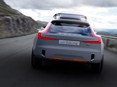 Künftig möchte Volvo auch Sportwagen bauen. Nach Übernahme von Polestar wird Volvo auch Sportwagen bauen. Ein Sportwagen von Volvo im puristischen Design