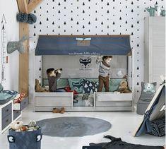 A skandináv prémium minőségű Lifetime 4 az 1-ben Ágy (90×200 Cm) a Kimmel gyerekbútortól!