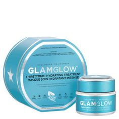 GLAMGLOW THIRSTYMUD Hydrating Treatment (50g) Mobile Beauty Therapist, Monogram Nails, Clinique Moisturizer, Overnight Face Mask, Skin Care Treatments, Beauty Makeup, Beauty Skin, Diy Beauty, Makeup Tips