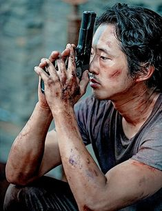 "S6 E9 ""No Way Out"" The Walking Dead"