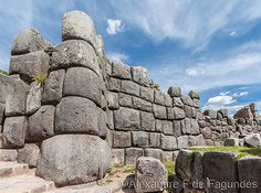 Saksaywaman Fortress, Cusco, Peru