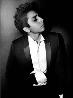 Lady Gaga in drag as Jo Calderone. Inspiring artistic passionate LGBT supportive