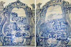 Nesta hora: Azulejos do Mercado do Livramento, em Setúbal (III)