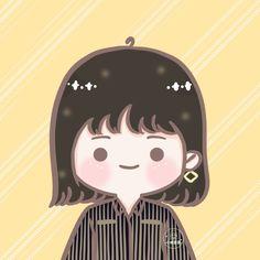 Kawaii Girl Drawings, Cartoon Jokes, Cartoon Art Styles, Matching Pfp, Cute Characters, Anime Chibi, Icon Design, Avatar, Lisa
