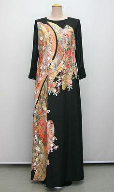 Kimono Fabric, Kimono Dress, Kimono Top, Japanese Fabric, Japanese Kimono, Japanese Costume, African Fashion Ankara, Classic Style, Couture