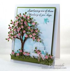 Thinking of You by kittie747 - Cards and Paper Crafts at Splitcoaststampers