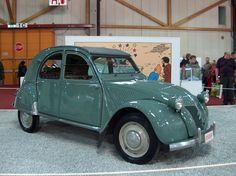Coches legendarios: Citroen 2CV (1948-1990)