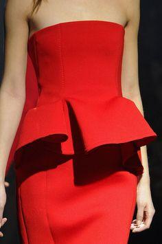 Lanvin at Paris Fashion Week Fall 2012
