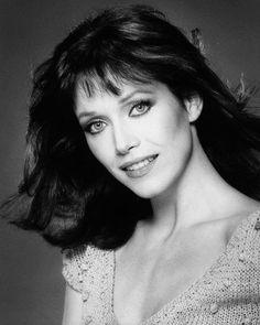 Tanya Roberts is angel Julie Rogers.