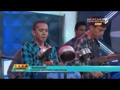 Sapa Siang Indonesia Kompas TV | Perkusi Barang Bekas Batutara Percussion