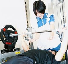 Japanese-Gym-where-You-Work-Out-with-Cute-Female-Maid