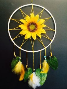 how to make beautiful dream catchers - Google Search