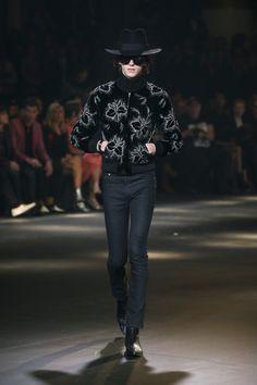 Saint Laurent Otoño / Invierno 2016-2017 Menswear Fashion Show