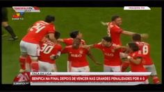 A Minha Chama: TdL: porto 0 S.L. Benfica 0 (3-4 após GP)