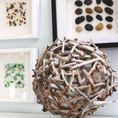 Easy tutorial to use make a drift wood orb.