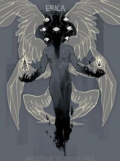 Image result for Welcome to Night Vale Angels