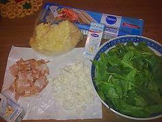 Σουφλέ με σπανάκι τέλειο !!! ~ ΜΑΓΕΙΡΙΚΗ ΚΑΙ ΣΥΝΤΑΓΕΣ Cookbook Recipes, Cooking Recipes, Greek Dishes, Palak Paneer, Meat, Chicken, Ethnic Recipes, Food, Drink