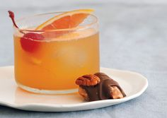 Bon Appétit's Tropical Storm (pineapple juice, orange juice, rum and Campari)