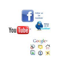 Follow us on Social Media #socialmedia #oman