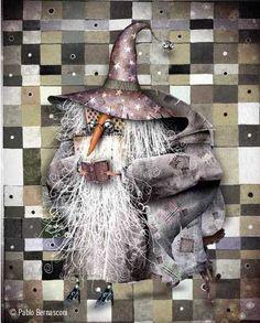 Brujo, Obra de Pablo Bernasconi