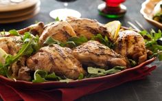 Experience a taste of Tuscany with this authentic chicken recipe.