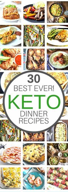 30 keto dinner recipes that you'll LOVE!! Easy low carb Ketogenic Diet Recipes that deliver that fat bomb you're looking for!