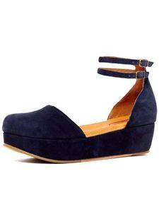 Gee WaWa Peyton Flat Platform Shoe
