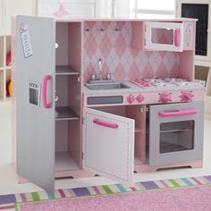 cutee colour scheme for that DIY kitchen ill be making for the girls!