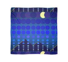 Nightfall Blue Scarf Pencil Skirts, Custom Design, Scarves, Blue, Shopping, Scarfs, Printed Pencil Skirt, Jupe Crayon