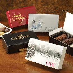 Signature Truffles Box contains: 16 Signature Truffles (an assortment of milk chocolate caramel and dark chocolate mousse). Brand Promotion, Promotion Ideas, Kosher Certification, Truffle Boxes, Dark Chocolate Mousse, Promo Gifts, Gourmet Cookies, Cookie Gifts