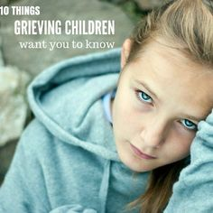 If you're supporting a child dealing with loss and grief, these insights into what they may be thinking and feeling can help.